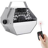 Генератор мыльных пузырей POWER light MB-01R