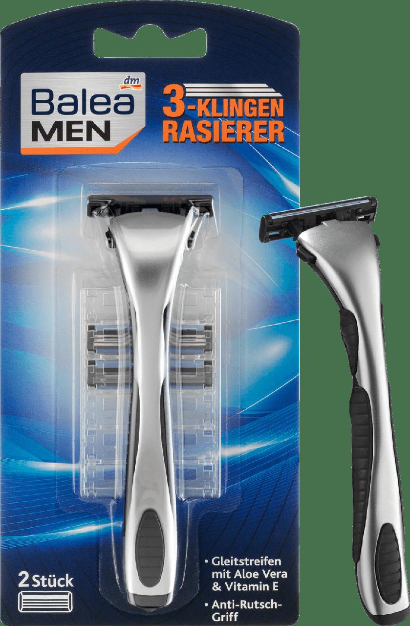 Станок для бритья Balea men 3-Klingen Rasierer