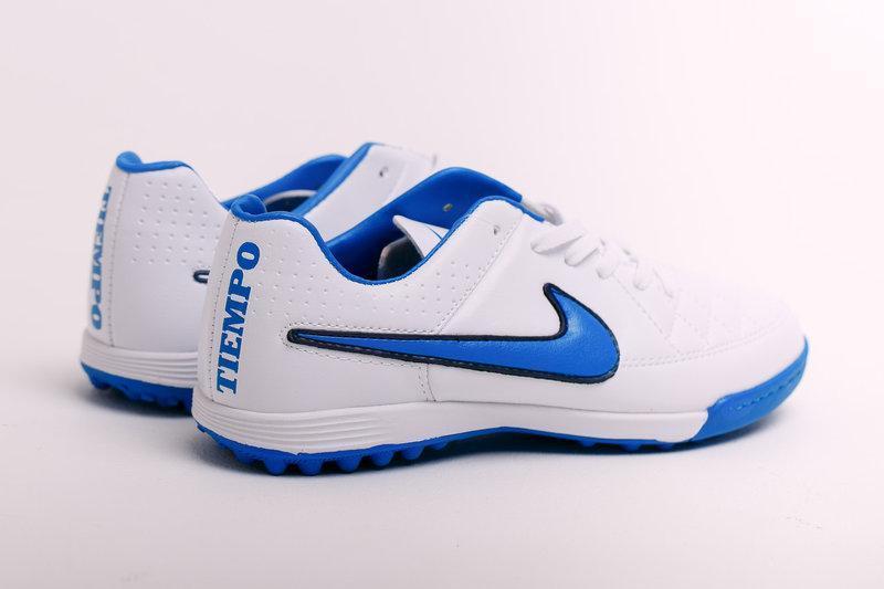 7a71fcdd Сороконожки Nike Tiempo 1072 найк темпо футзалки, бампы: продажа ...