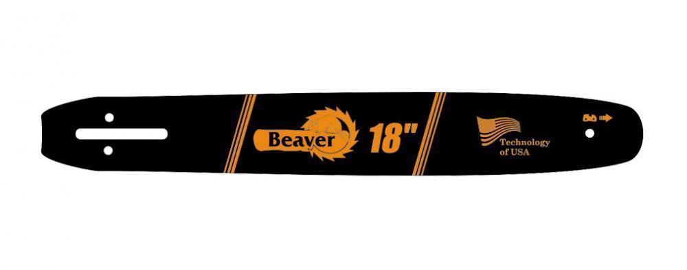 Шина 45см Beaver 72 зв., крок .325