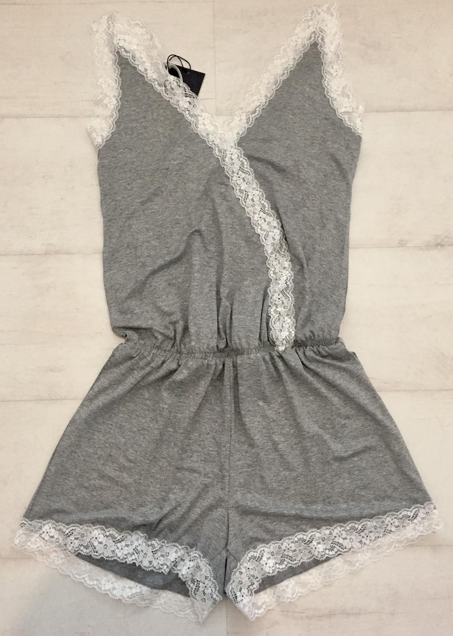 Пижама-комбинезон, вискоза