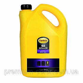 Жидкая защитная полироль G3 Detailer Liquid Spray Wax (под распылитель 3,8л).