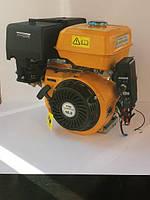 Двигатеть бензинновый FORTE BW192FE-S (шпонка, 16л.с., электростартером) ( Forte 192), фото 1