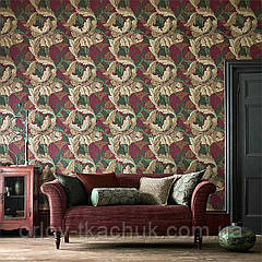 Обои бумажные Acanthus Archive IV - The Collector Wallpapers Morris