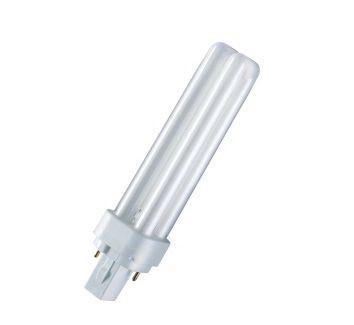 Лампа DULUX D 10 W 830 G24d-1 OSRAM