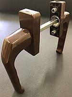 ГАРНИТУР балконный симметричныйкоричневый (моноблок)