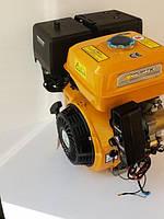 Двигатель бензиновый FORTE BW190 FE-S ( шпонка, 15 л.с , электростартер)