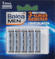 Сменные лезвия для станка Balea men 3-Klingen Rasierklingen, 5 шт.
