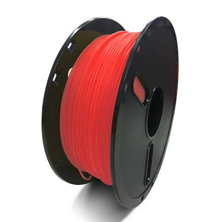Пластик в котушці PLA Premium red 1,75 мм, Raise3D, червоний, фото 2