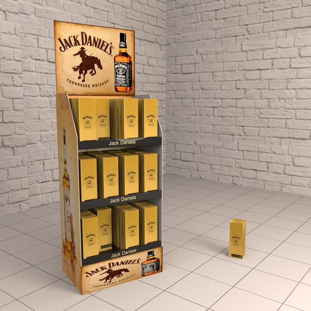 Купить торговое оборудование для виски