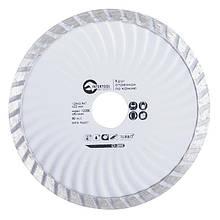 Диск відрізний Turbo, алмазний INTERTOOL CT-2002