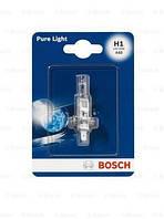 Автолампа H1 55W 12V Pure Light блистер