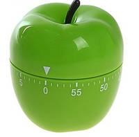 Зеленое Яблоко - кухонный таймер механический