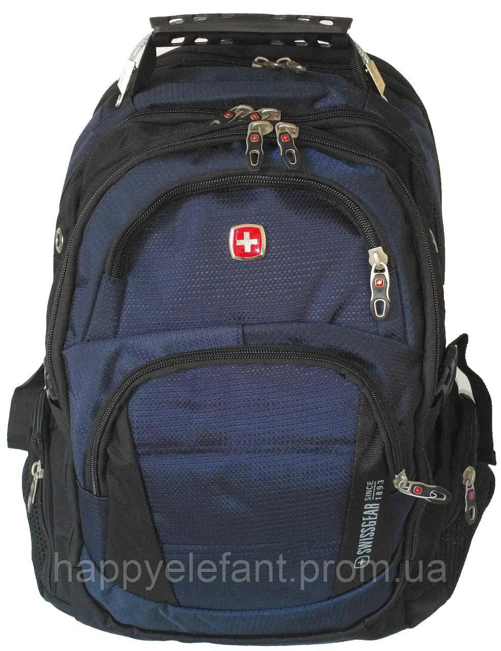 683fe07d5af0 Рюкзак Wenger SwissGear 9372 ортопедический с накидкой от дождя ...