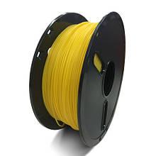 Пластик в котушці PLA Premium yellow 1,75 мм, Raise3D, жовтий 1кг
