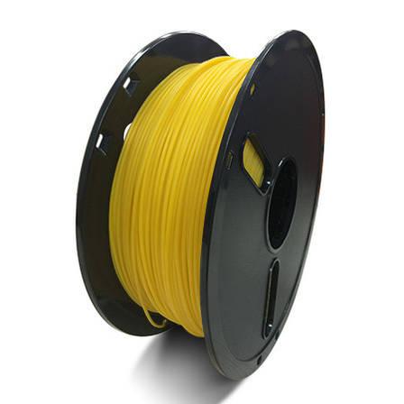 Пластик в котушці PLA Premium yellow 1,75 мм, Raise3D, жовтий 1кг, фото 2