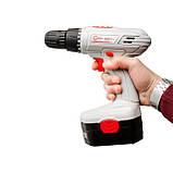 Шуруповерт аккумуляторный INTERTOOL DT-0312, фото 3