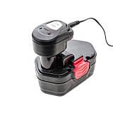 Шуруповерт аккумуляторный INTERTOOL DT-0312, фото 10