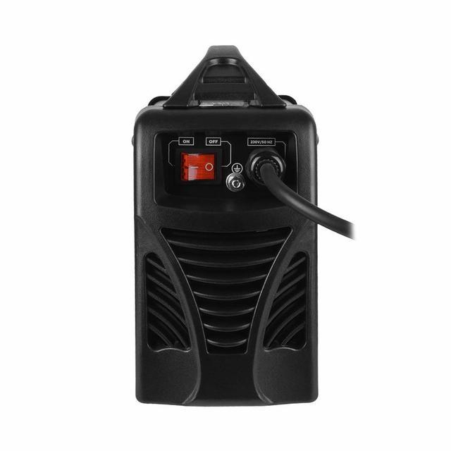 Сварочный инвертор IGBT Dnipro-M MMA-250 DPFC