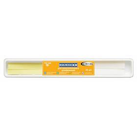 Смужки шліфувальні №НК 1.050 (25 шт), для полірування