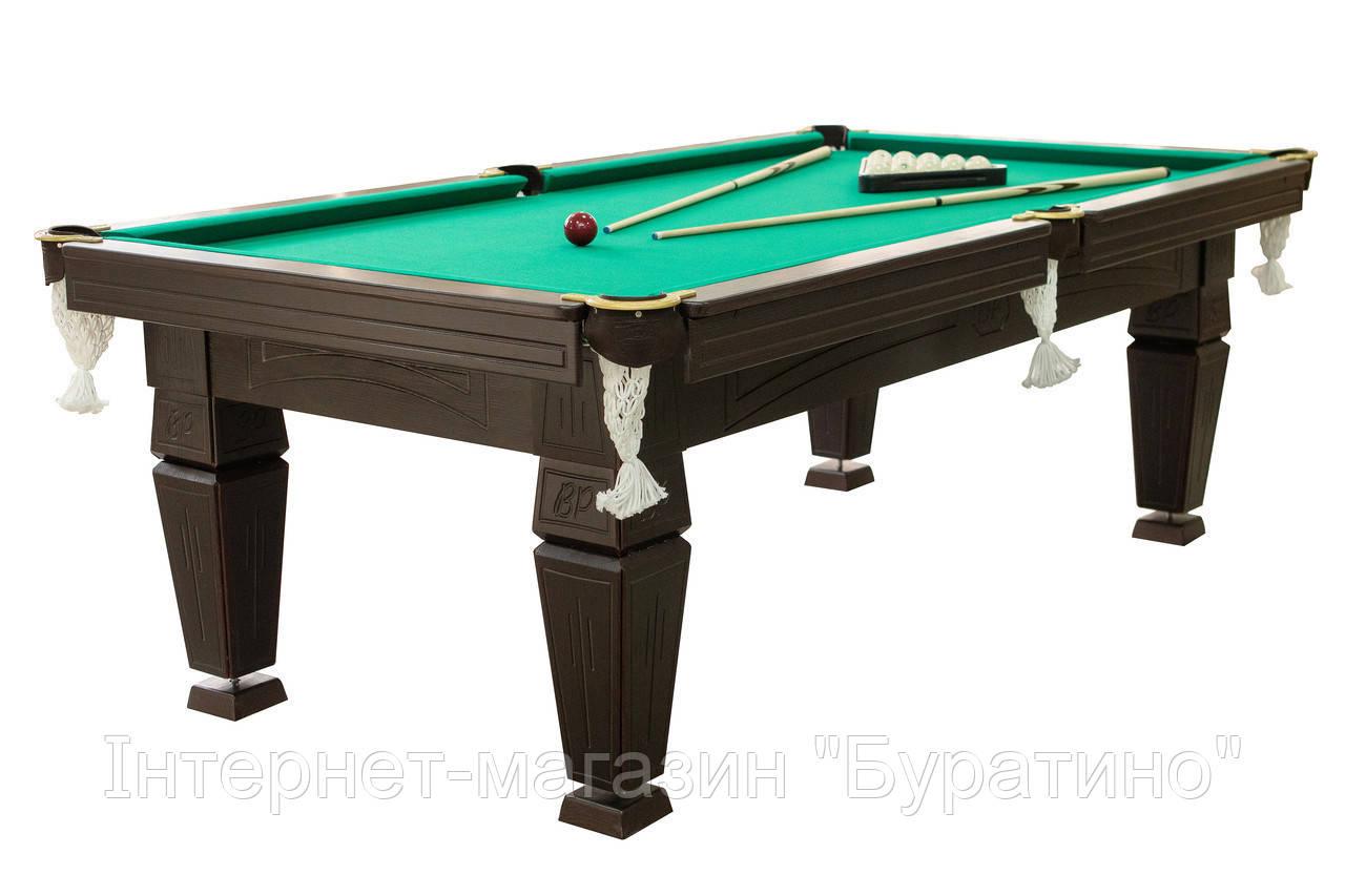 Бильярдный стол Магнат Люкс (Ардезия) Pool 8 футов, фото 1