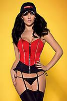 Женское эротическое белье корсет Rally corset