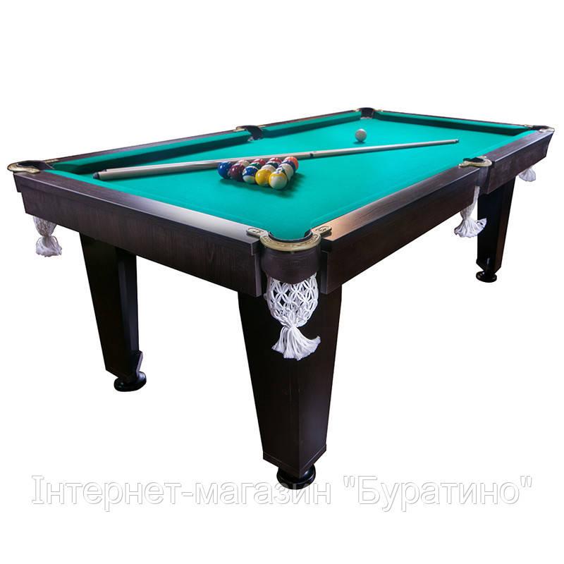 Бильярдный стол Корнет Pool 8 футов Базовая, фото 1