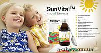Натуральный комплекс витаминов для детей SunVital® Natural KIDS Formula Duolife, 150 ml