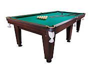 Бильярдный стол Корнет 10 футов Базовая, фото 1