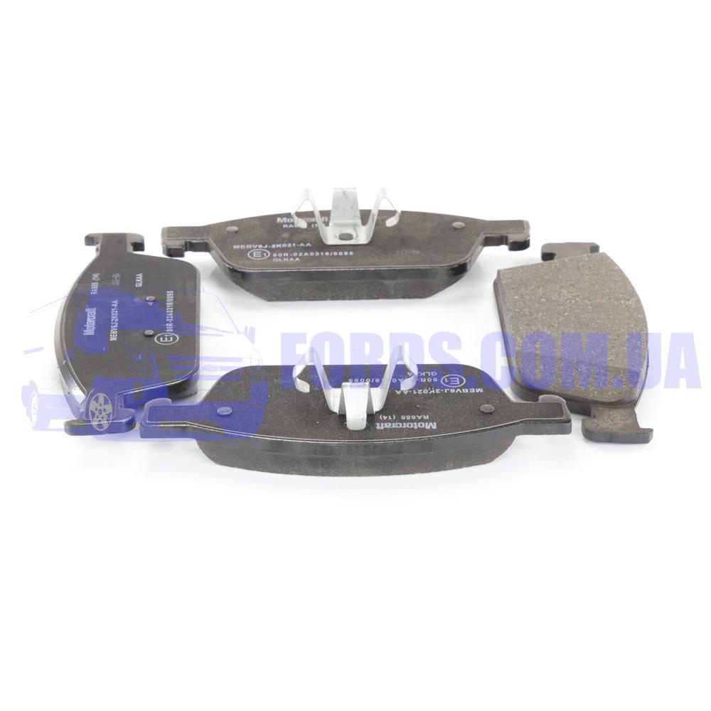 Колодки тормозные передние FORD FOCUS/CONNECT/KUGA 2012- (2039733/CV6Z2001B/2039733) FORD
