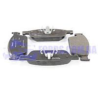 Колодки тормозные передние FORD FOCUS/CONNECT/KUGA 2012- (2039733/CV6Z2001B/2039733) FORD, фото 1