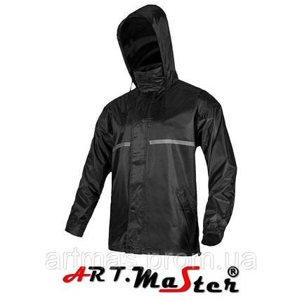 Набор для дождя ARTMAS черного цвета RAINSET-B, фото 2