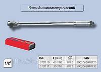 """Ключ динамометрический 1/2"""", 30-210 Нм.,  Top Tools 37D111"""