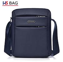 Мужская сумка барсетка DIEKE Синий ( код: 1131 )