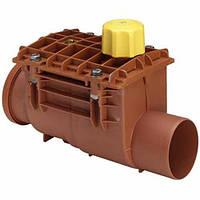 Обратный клапан Viega 110мм.Для канализации.Германия