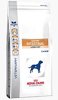 Сухой лечебный корм Royal Canin Gastro Intestinal Low Fat для собак12 кг