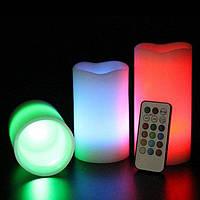 Электронные LED свечи Luma Candles с пультом Д.У.