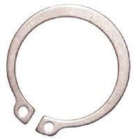 DIN 471 Кольцо А100 пружинное наружное нержавеющие