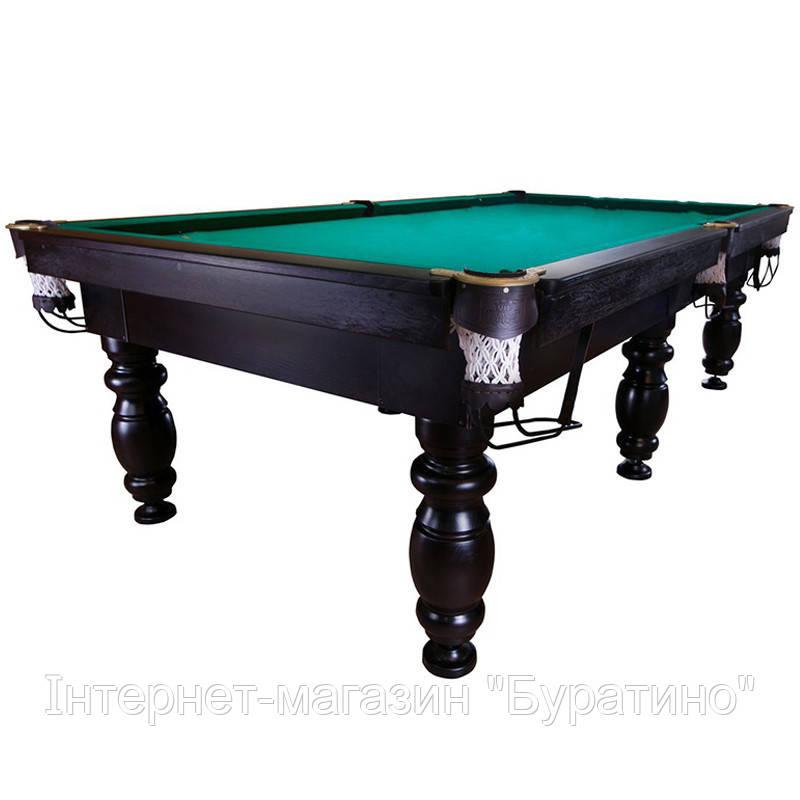 Бильярдный стол Мрия Pool 9 футов Базовая, фото 1