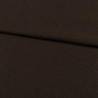 Кашемир костюмный коричневый темный, ш.155