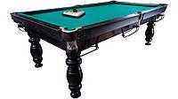 Бильярдный стол Мрия Люкс 8 футов (Ардезия) Базовая, фото 1