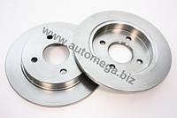 30107560882 Тормозной диск задний Ford Sierra  82-92 (252x10) (4 отв.)