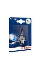 Автолампа H7 55W 12V Pure Light блистер