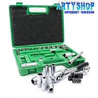 Набор инструментов 39 единиц INTERTOOL ET-6039SP
