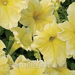 Семена петунии Елоу F1, 50 драже, грандифлора желтая
