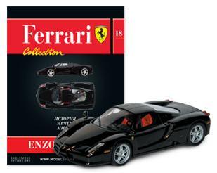 Модель коллекционная Ferrari Collection №18 (1:43)