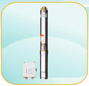 """Насос свердловинний з підвищеною стійкістю до піску 3"""" Optima 3SDm 1.8/37 + пульт + кабель 15м, фото 2"""
