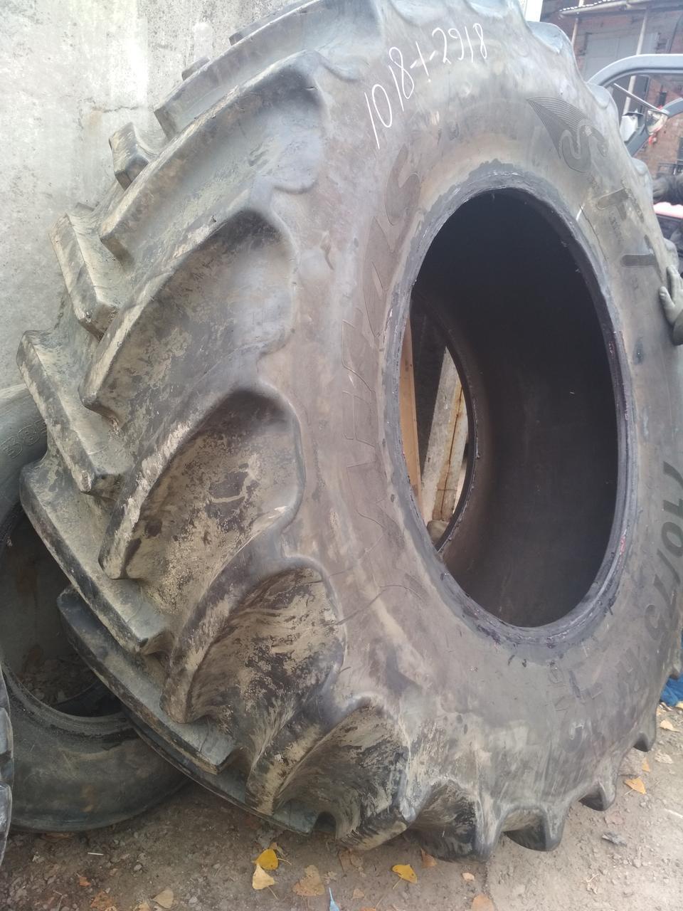 Шина б/у 710/75R42 Mitas для трактора