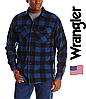 Рубашка Wrangler® (США)(L)/флисовая/Оригинал из США