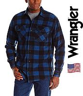 Рубашка Wrangler® (США)(L)/флисовая/Оригинал из США, фото 1